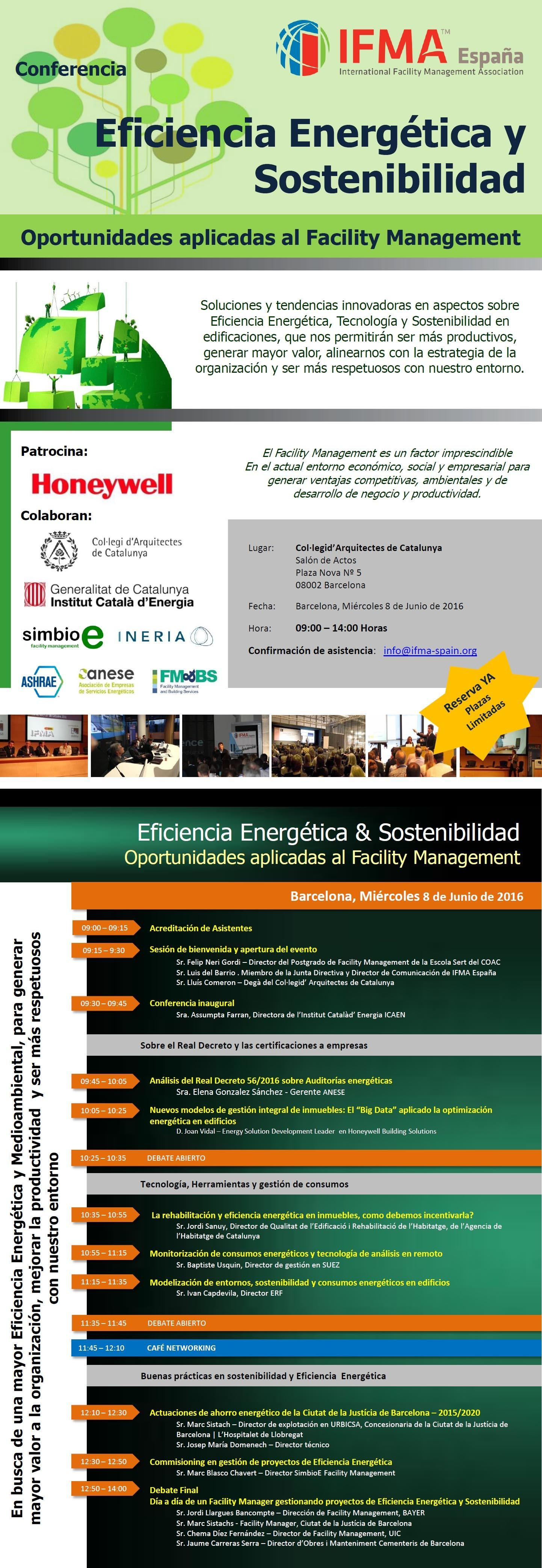 Programa Conferencia Commisioning