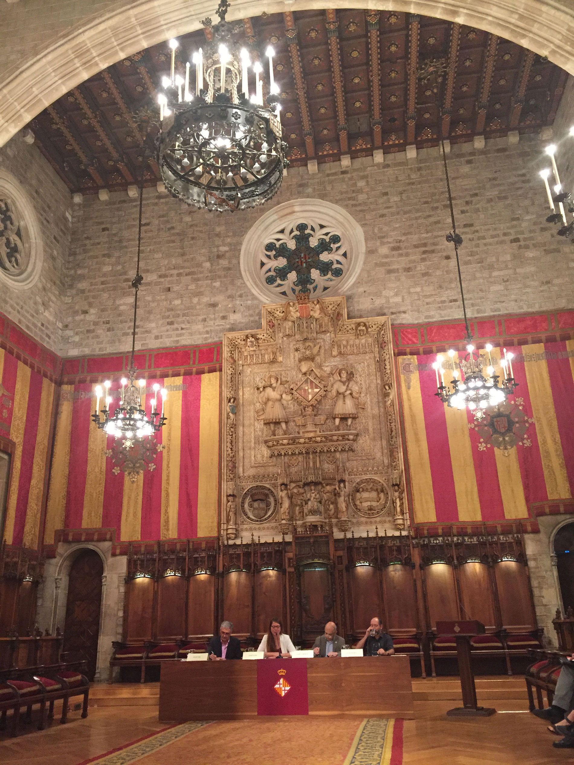 Jornada Facility Management Ayuntamiento Barcelona