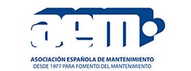 Logo AEM - Asociació Española de Mantenimiento